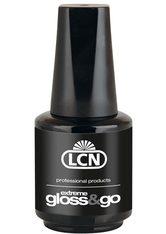 LCN - LCN Extreme Gloss & Go - Clear, Inhalt 10 ml - GEL & STRIPLACK