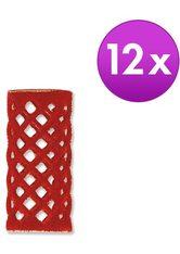 Kurzwickler - Rot, Ø 18 mm, Pro Packung 12 Stück -