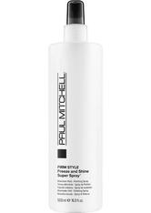 PAUL MITCHELL - Paul Mitchell Firm Style Freeze and Shine Super Spray® Finishing Spray 1000ml - Haarspray & Haarlack