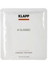 KLAPP - KLAPP A CLASSIC Hydrogel Face Mask - MASKEN