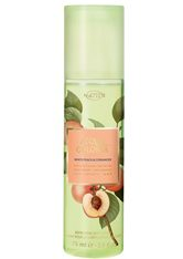 4711 - 4711 Acqua Colonia White Peach & Coriander Refreshing Body Spray - BODYSPRAY