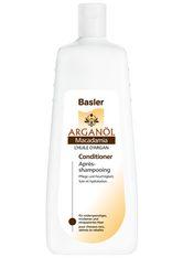 Basler Arganöl Macadamia Conditioner - Sparflasche 1 Liter - BASLER