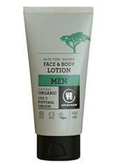 URTEKRAM MEN Aloe Vera Baobab Face & Body Lotion -  150 ml - URTEKRAM