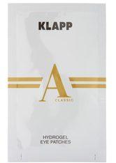 KLAPP - KLAPP A CLASSIC Hydrogel Eye Patches - Packung mit 5 x 2 ml - AUGENMASKEN
