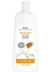 Basler Honig & Milch Duschgel - Sparflasche 1 Liter - BASLER