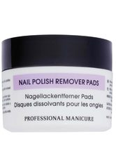 Alessandro Professional Manicure Nail Polish Remover Pads Nagellackentferner 50 Stk
