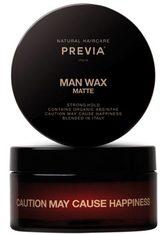 PREVIA - PREVIA MAN Wax Matte -  100 ml - HAARWACHS & POMADE