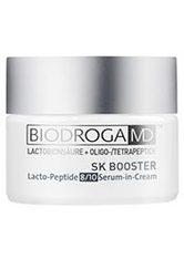 BIODROGA - BIODROGA MD SK BOOSTER Lacto-Peptide 8/10 Serum-in-Cream -  50 ml - TAGESPFLEGE
