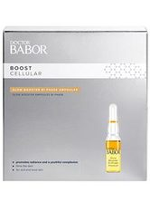 DOCTOR BABOR Boost Cellular Glow Booster Bi-Phase Ampoules - Packung mit 14 x 1 ml - BABOR