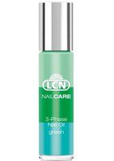 LCN - LCN 3-Phase Oil - Green, für trockene Nägel, Inhalt 10 ml - NAGELPFLEGE