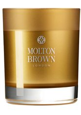 MOLTON BROWN - MOLTON BROWN Mesmerising Oudh Accord & Gold Single Wick Candle -  180 g - DUFTKERZEN