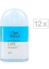 Wella Care³ Service Dauerwellenvorbehandlung 12 x 18 ml Dauerwellenbehandlung