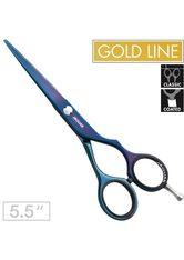 Jaguar Friseurscheren Gold Line Diamond TB 5,5 Zoll 1 Stk.