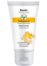 Basler Teebaumöl Hautcreme - Tube 50 ml - BASLER