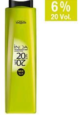 L'Oreal Professionnel Haarfarben & Tönungen Inoa Inoa Oxidant 6% Wasserstoff 1000 ml
