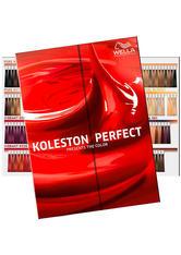 Wella Koleston Perfect Farbkarte Color Board
