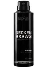 REDKEN - Redken Brews Men's Hairspray 200 ml - HAARSPRAY & HAARLACK