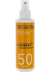 KORRES - KORRES Yoghurt Sunscreen Face & Body Emulsion - SONNENCREME