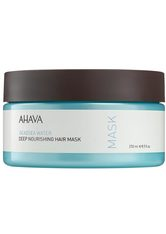 AHAVA - AHAVA Deadsea Water Deep Nourishing Hair Mask - HAARMASKEN
