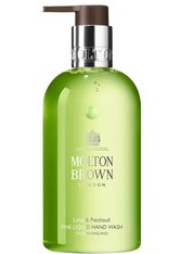 MOLTON BROWN - MOLTON BROWN Lime & Patchouli Fine Liquid Hand Wash - SEIFE