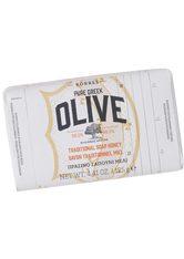 KORRES - KORRES Olive & Honey Soap - REINIGUNG