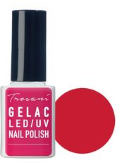 TROSANI - Trosani GeLac LED/UV Nail Polish - Fire Red (14), 10 ml - GEL & STRIPLACK