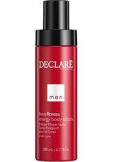 DECLARÉ - Declaré Men Bodyfitness Energy Body Splash - DUSCHEN