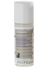 KORRES - KORRES Antiperspirant Equisetum ohne Duftstoffe für besonders empfindliche Haut - ROLL-ON DEO
