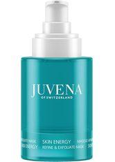 JUVENA - Juvena Skin Energy Refine & Exfoliate Mask - CREMEMASKEN