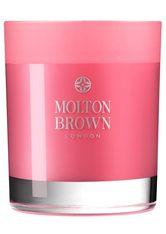 MOLTON BROWN - MOLTON BROWN Pink Pepperpod Single Wick Candle -  180 g - DUFTKERZEN