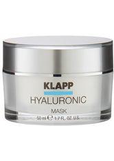 KLAPP - KLAPP HYALURONIC Mask -  50 ml - MASKEN