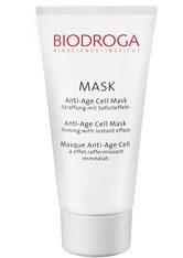 BIODROGA - BIODROGA MASK Anti-Age Cell Mask -  50 ml - CREMEMASKEN