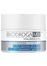 BIODROGA - BIODROGA MD MOISTURE Perfect Hydration 24-h Care -  50 ml - TAGESPFLEGE