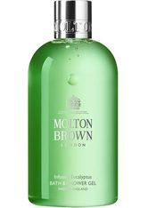 MOLTON BROWN Infusing Eucalyptus Bath & Shower Gel - MOLTON BROWN