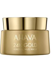AHAVA - AHAVA 24K Gold Mineral Mud Mask - CREMEMASKEN