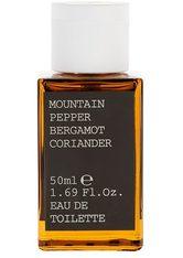 KORRES - KORRES Mountain Pepper / Bergamot / Coriander Eau de Toilette - PARFUM