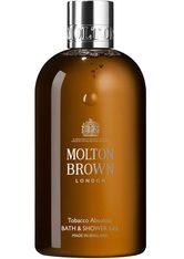 MOLTON BROWN Tobacco Absolute Bath & Shower Gel - MOLTON BROWN