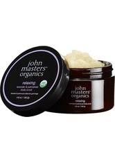 JOHN MASTERS ORGANICS - John Masters Organics Relaxing Lavender & Palmarosa Body Scrub -  136 ml - KÖRPERPEELING