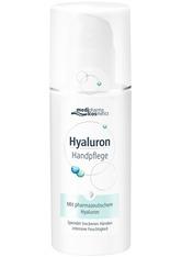 MEDIPHARMA COSMETICS - medipharma cosmetics Hyaluron Handcreme  50 ml - HÄNDE