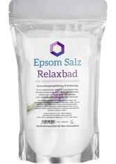 CASIDA - EPSOM Salz Relaxbad mit Lavendel 1 Kilogramm - DUSCHEN & BADEN