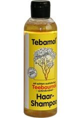 Hübner Naturarzneimittel Produkte TEEBAUM ÖL HAARSHAMPOO Haarshampoo 200.0 ml