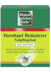 Allgäuer Latschenkiefer Produkte Allgäuer Latschenkiefer Hornhaut Reduzierer Fußpflegebad Hand-Fuß-Pflege 100.0 g