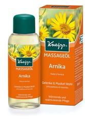 Kneipp Hautöle & Massageöle Massageöl Arnika Körperöl 100.0 ml
