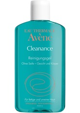 AVÈNE - AVENE Cleanance Reinigungsgel+Monolaurin 200 ml - CLEANSING