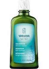 Weleda Bade-Essenzen Rosmarin - Aktivierungsbad 200ml Badezusatz 200.0 ml