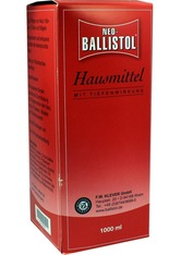 HAGER PHARMA - NEO BALLISTOL Hausmittel flüssig 1000 ml - KÖRPERCREME & ÖLE