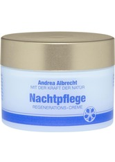 WÖRISHOFENER KRÄUTERHAUS DR. PFEIFER GMBH - ANDREA ALBRECHT Nachtpflegecreme m.Vitamin E+B - NACHTPFLEGE