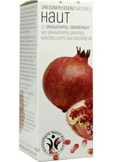 LI-IL - DRESDNER Essenz Naturell Hautöl Granatapf.Grapef. 100 ml - KÖRPERCREME & ÖLE