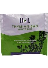 LI-IL - Li-il Thymian Bad winterfit 60 Gramm - DUSCHEN & BADEN