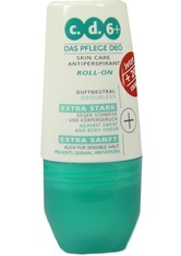 C.D.6+ - CD6+Pflegedeo Roll-on - ROLL-ON DEO